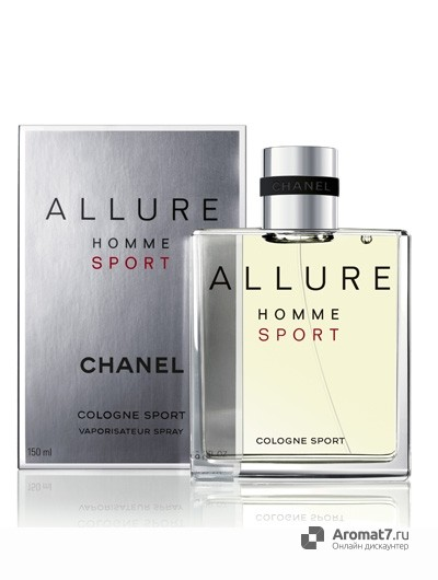 Chanel - Allure homme Sport Cologne. M-150