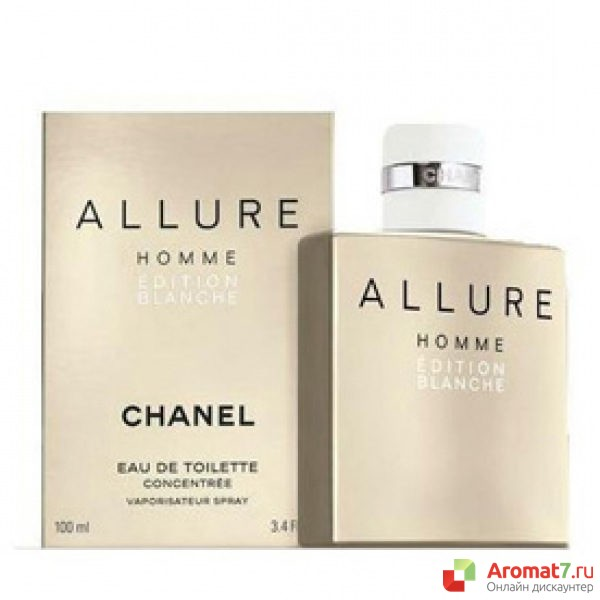 Chanel - Allure homme edition Blanche. M-100