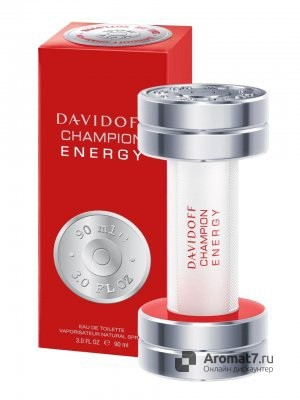 Davidoff - Champion Energy. M-90