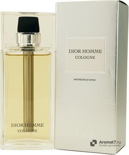 Dior - homme Cologne. M-100