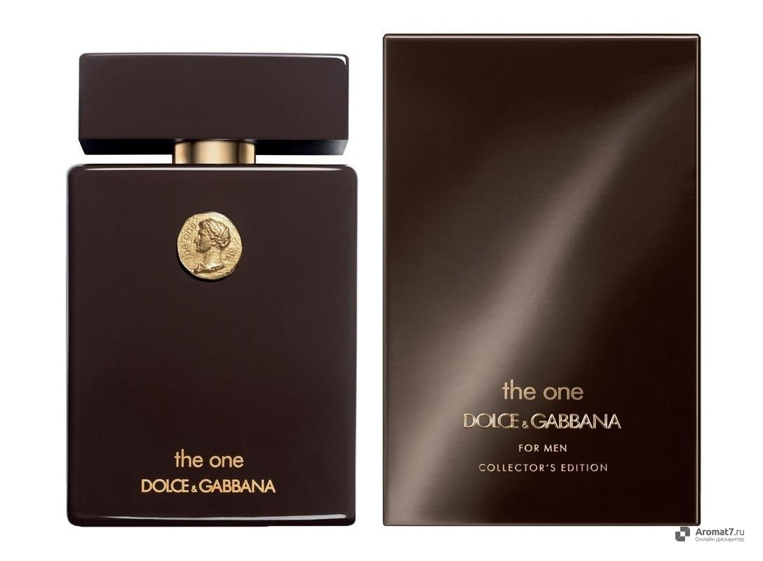 Dolce & Gabbana - The One Collector's Edition. M-100