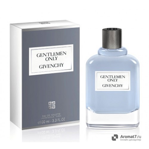 Givenchy - Gentlemen Only. M-100