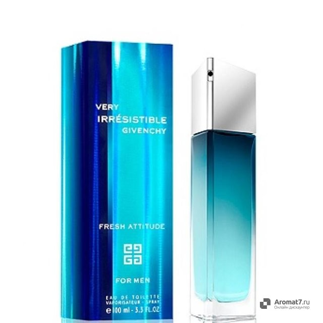 Givenchy - Very Irresistible Fresh Attitude. M-100
