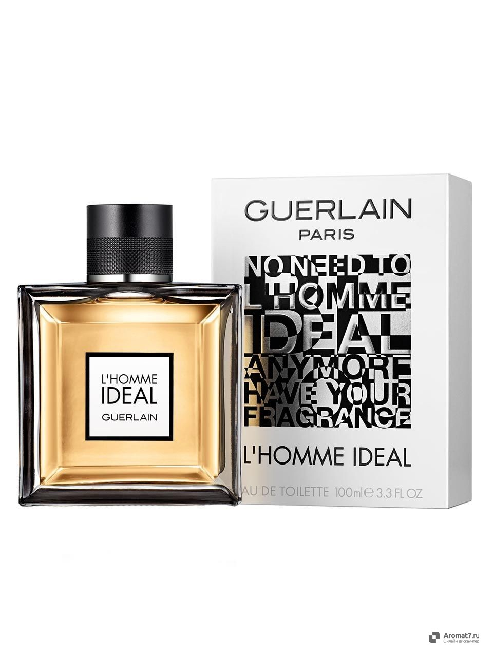 Guerlain - L'Homme Ideal. M-100