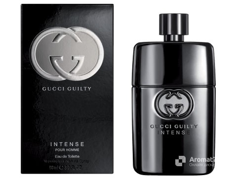 Gucci - Guilty Intense. M-90