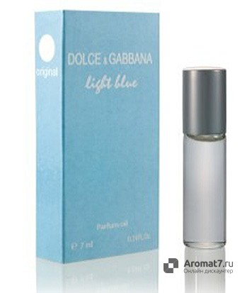 Dolce & Gabbana - Light Blue. W-7