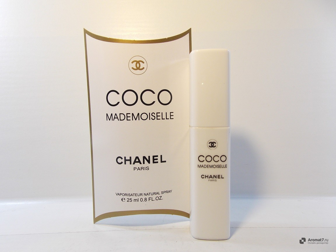 Chanel - Coco Mademoiselle. W-25