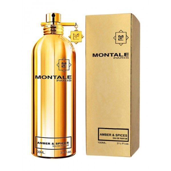 Montale - Amber & Spices Montale. U-100