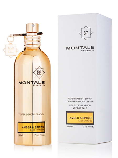 Montale - Amber & Spices Tester. 100ml