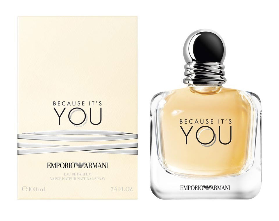 Giorgio Armani - Emporio Armani Because it's You. W-100
