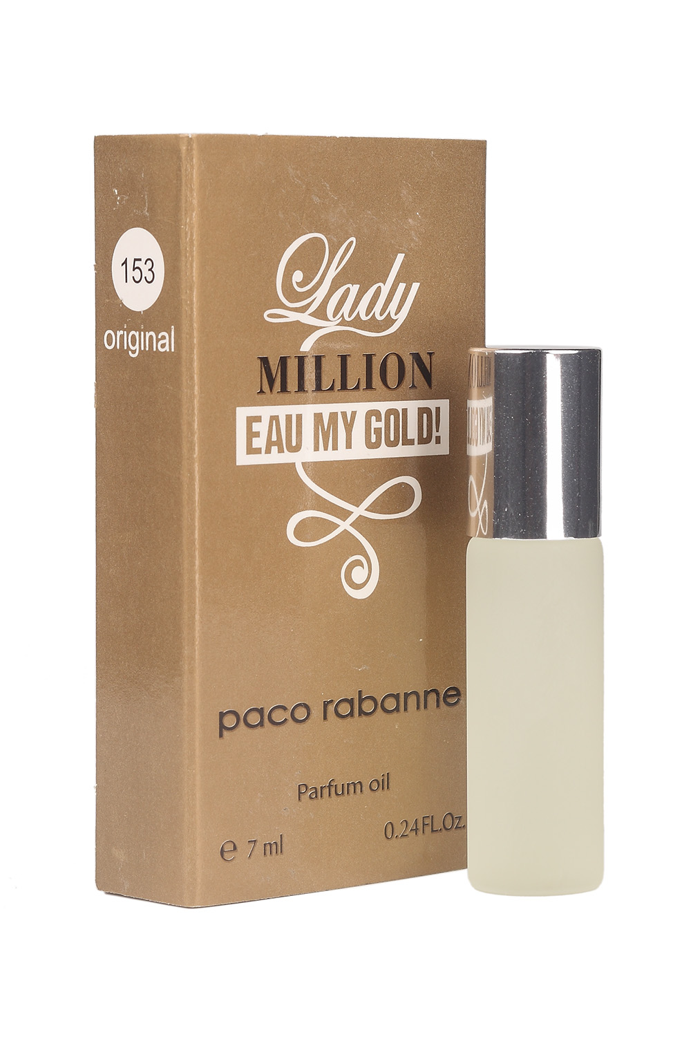 Paco Rabanne - Lady Million Eau My Gold. W-7