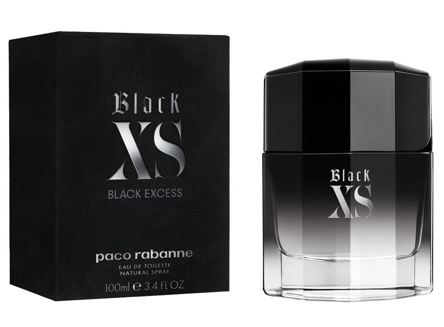 Paco Rabanne - XS Black Excess. M-80
