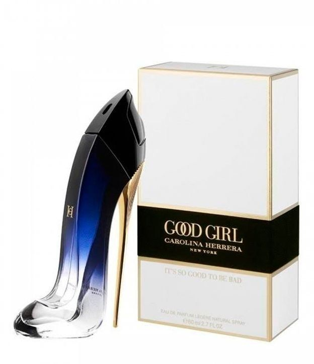 Carolina Herrera - Good Girl (голубая). W-80