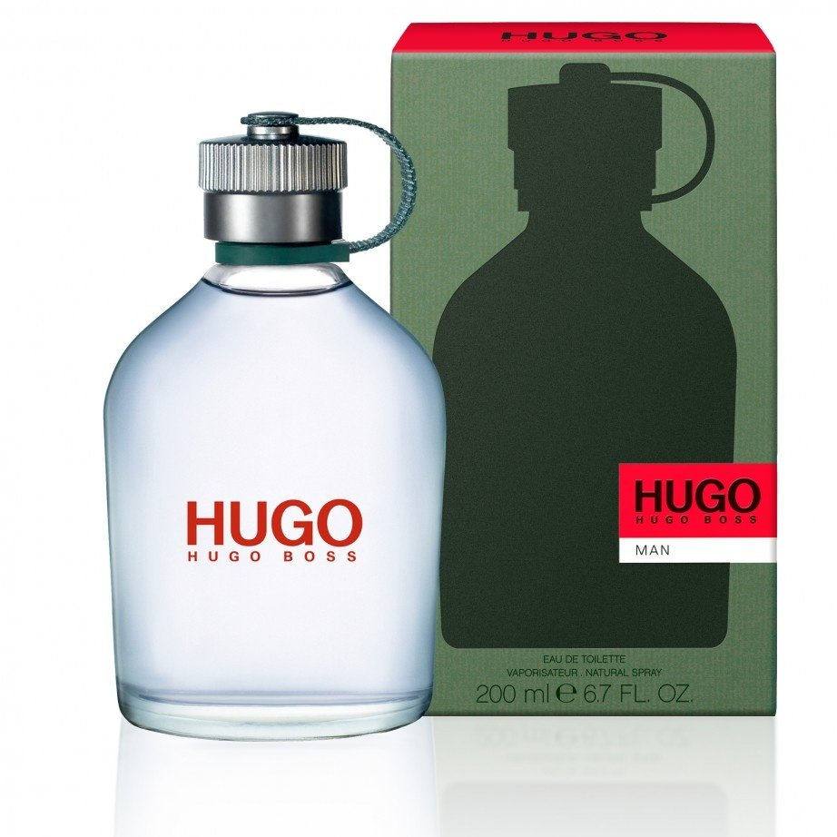 Hugo Boss - Man. M-100