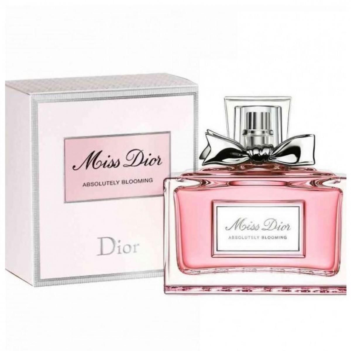 Dior - Miss Dior Absolutely Blooming. W-100