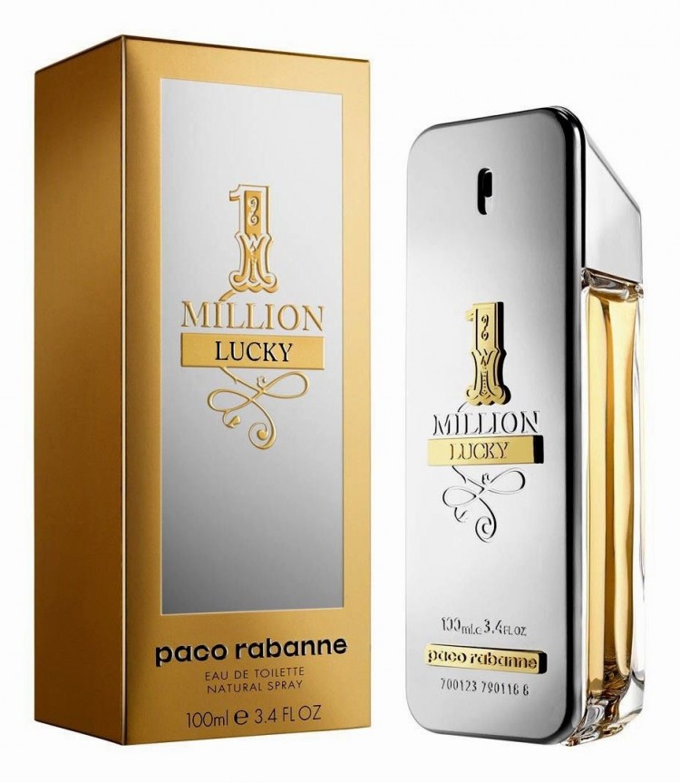 Paco Rabanne - 1 Million Lucky. M-100