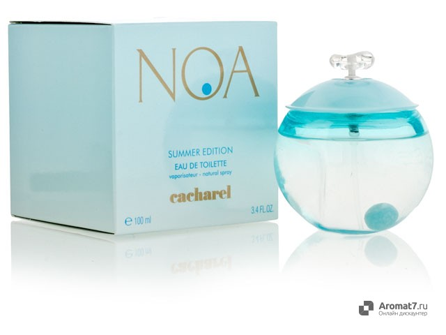 Cacharel - Noa summer edition blue. W-100