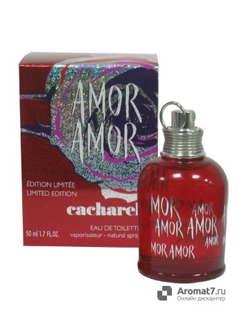 Cacharel - Amor Amor limited edition. W-100
