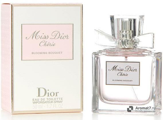 Dior - Miss Dior Cherie Blooming Bouquet. W-100