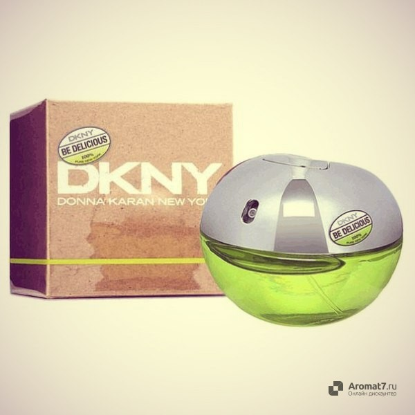 DKNY - Be Delicious 100% Pure New York. W-125