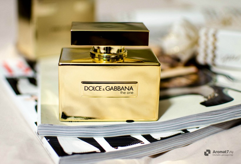 Dolce & Gabbana - The One 2014 edition. W-75