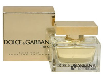 Dolce & Gabbana - The One. W-75