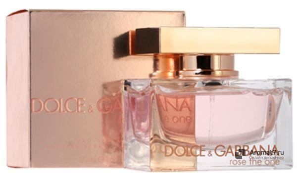 Dolce & Gabbana - Rose the one. W-75