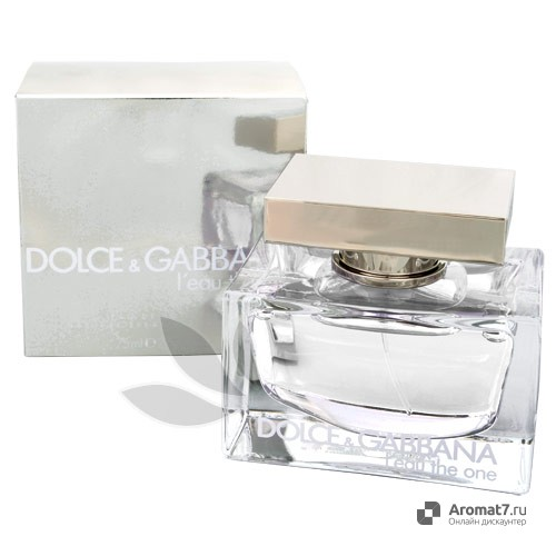 Dolce & Gabbana - L`eau the one. W-75