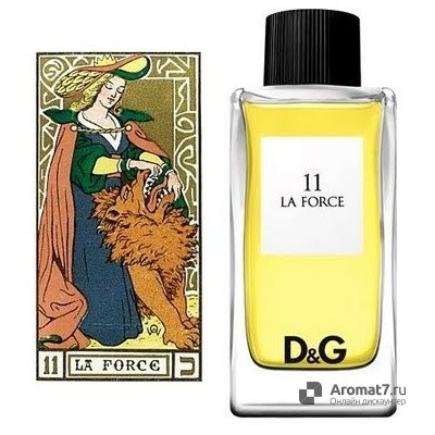 Dolce & Gabbana - La Force №11. W-100