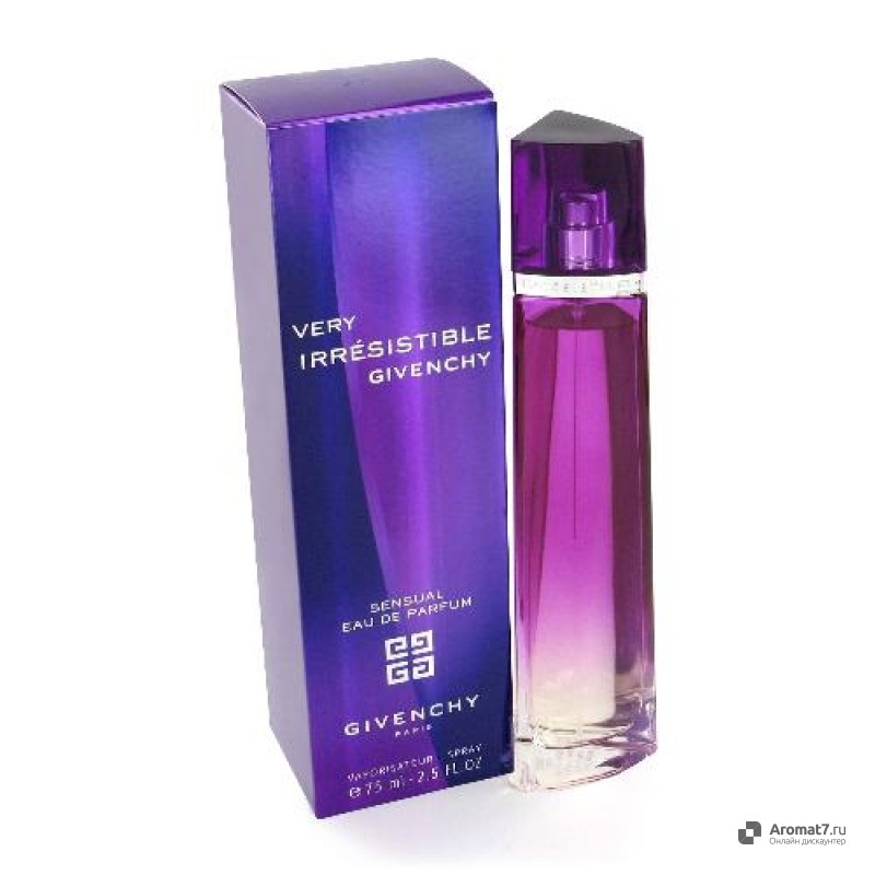 Givenchy - Very Irresistible Sensual. W-75