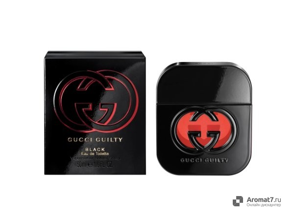 Gucci - Guilty Black. W-75