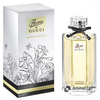Gucci - Flora by Gucci Glorious Mandarin. W-100