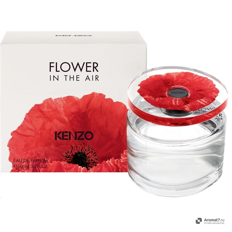 Kenzo - Flower in the air. W-100
