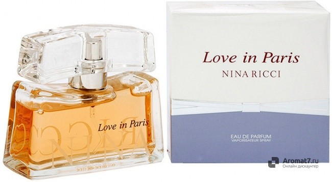 Nina Ricci - Love In Paris. W-80