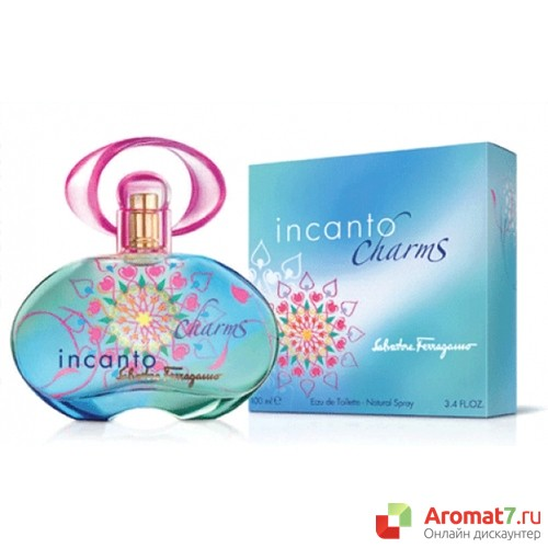 Salvatore Ferragamo - Incanto Charms. W-100