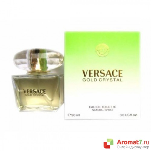 Versace - Gold Crystal. W-90