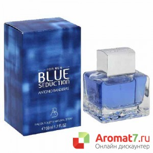 Antonio Banderas - Blue Seduction. M-100